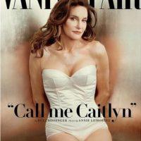 """""""Fui al reportaje de Caitlyn. Estaba guapa, muy guapa de verdad. Estaba con ella en el vestidor y tenía que cambiarse y me dijo que podía quedarme"""", aseguró la socialité. Foto:Revista """"Vanity Fair"""""""