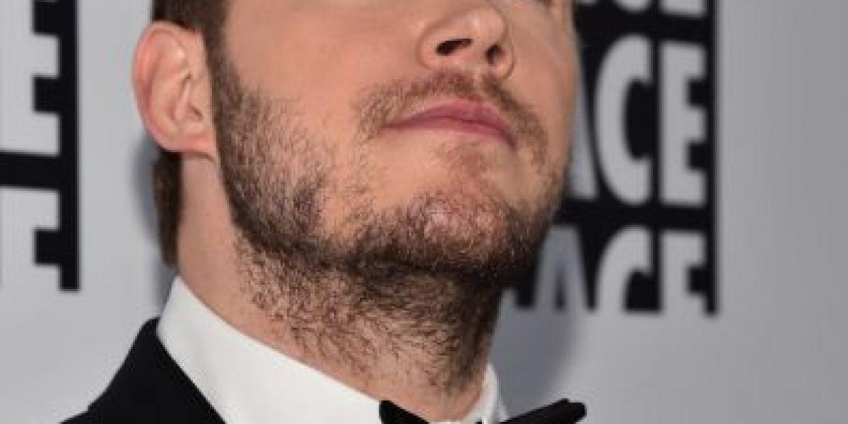 Fotos: Chris Pratt estrenó look, pero ahora luce como un ermitaño