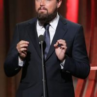 Pero en los últimos meses había elegido lucir esta abundante barba. Foto:Getty Images