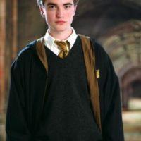 "Robert Pattinson ganó gran fama como ""Cedric Diggory"" en la saga de ""Harry Potter"" Foto:IMDB"
