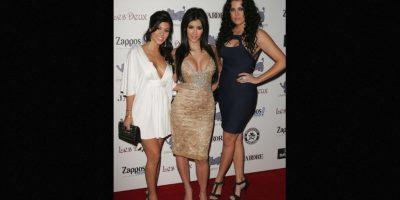 Todo inició con el video sexual que Kim Kardashian protagonizó con su exnovio, el cantante William Ray Norwood Jr. Foto:Getty Images