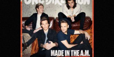 """""""Made in the A.M."""" saldrá a la venta el próximo 13 de noviembre. Foto:Facebook/onedirection"""