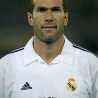"""""""Zizou"""" salió del Real Madrid en 2006, pero porque se retiró tras el Mundial en Alemania. Foto:Getty Images"""