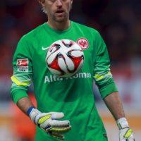El veterano arquero alemán (36 años) jugó la campaña pasada con el Eintracht de Frankfurt, aunque sólo disputó 3 juegos. Para esta temporada se encuentra sin equipo. Foto:Getty Images