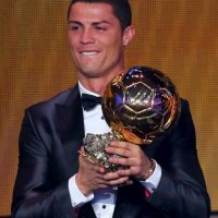 2013: Cristiano Ronaldo Foto: Getty Images