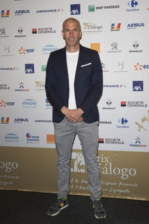 En 2009 se convirtió en asesor de Florentino Pérez, presidente del equipo y también comenzó a prepararse para ser entrenador. Foto:Getty Images