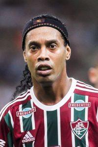 9. Ronaldinho (Brasil) Foto:Getty Images