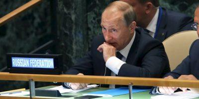 """En septiembre de 2015, Rusia anunció su apoyo al régimen de Al Assad, ya que los esfuerzos de la Coalición """"han sido poco exitosos"""". Foto:Getty Images"""