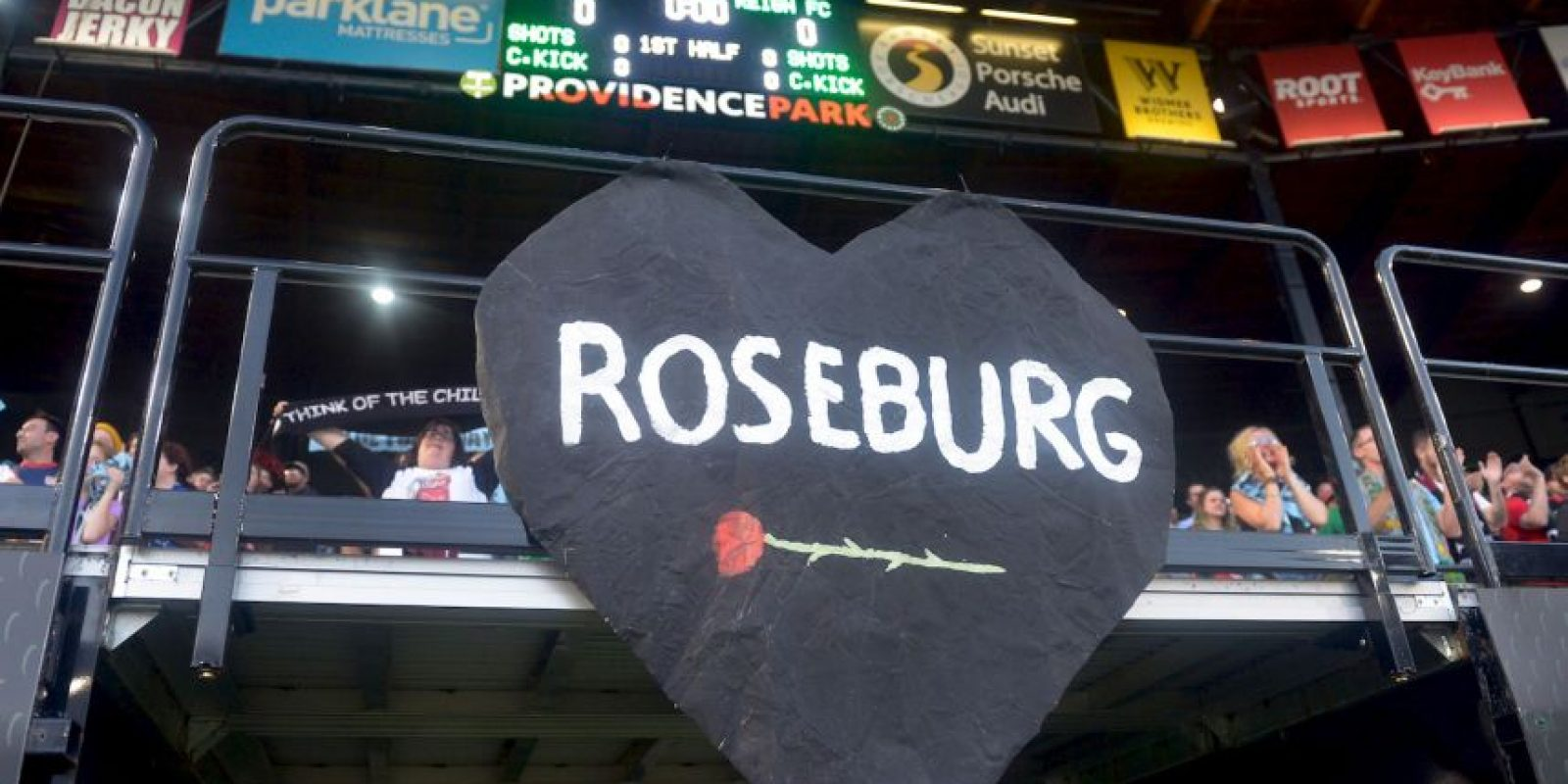 Roseburg, Oregon Foto: Getty Images