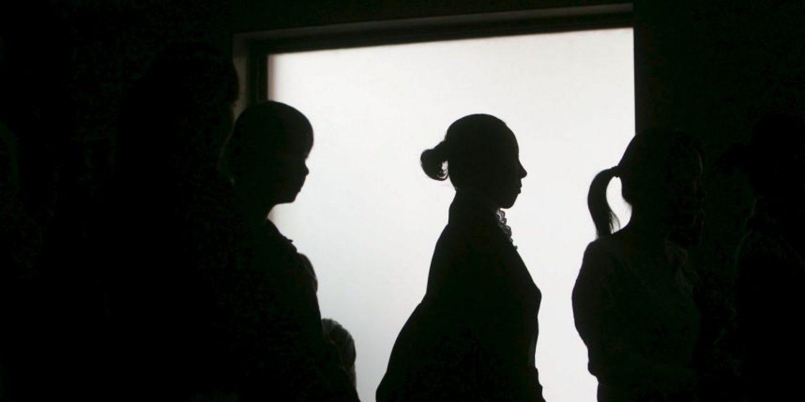 2. Alegadamente la mujer fue despedida tan pronto fue sorprendida. Foto:Getty Images
