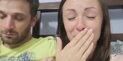 Perdieron el bebé. Foto:vía Youtube