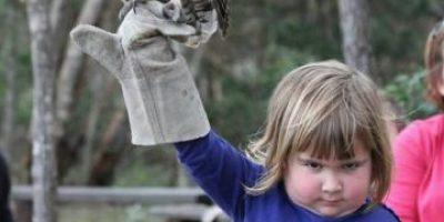 """Fotos: Rostro """"siniestro"""" de niña se hace viral luego de ser photoshopeado"""