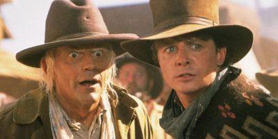 Durante unas semanas, el papel de Marty McFly lo interpretó el actor Eric Stoltz (sobre estas líneas), pero Stoltz no era un actor de comedia, y le dio un toque demasiado oscuro y dramático al personaje Foto:Universal Studios