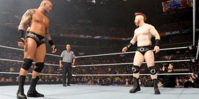 Orton tiene 35 años Foto:WWE