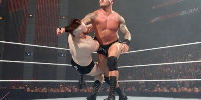 Ha sido 12 veces campeón mundial de lucha libre Foto:WWE