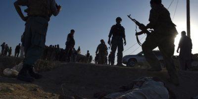 Desde finales del mes de septiembre, el ejército afgano ingresó a Kunduz para retomar el control Foto:AFP
