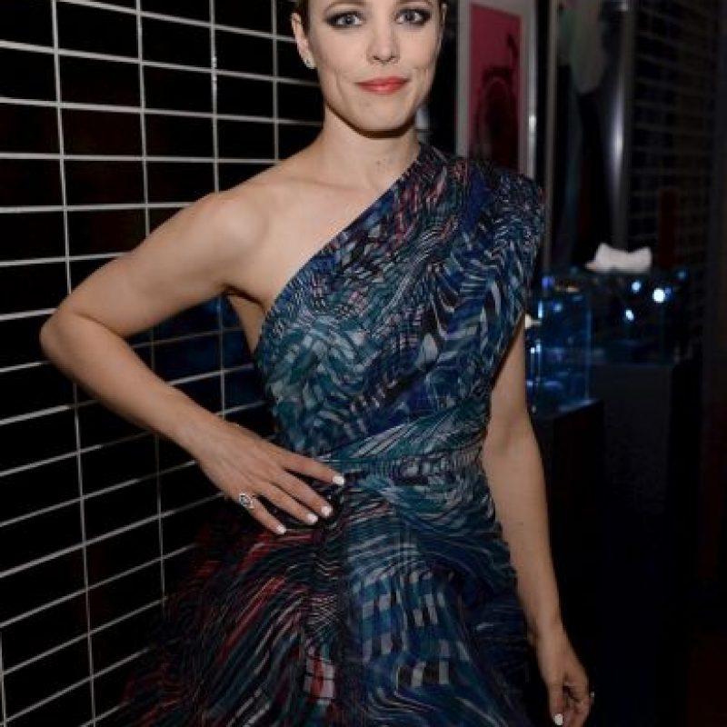 Interpretada por Rachel McAdams Foto:Getty Images