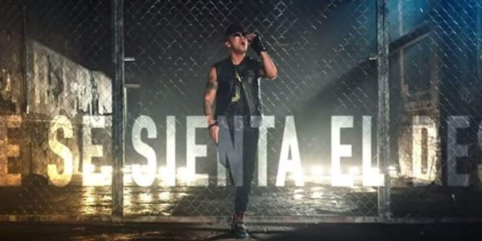"""Ricky Martin y Wisin estrenaron su videoclip """"Que se sienta el deseo"""" Foto:YouTube/WisinofficialVEVO"""