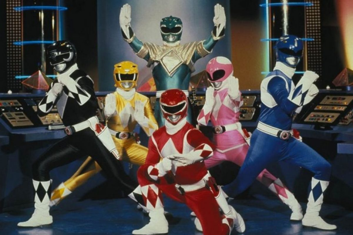 """La nueva cinta de los """"Power Rangers"""" llegará a los cines el 13 de enero de 2017. Foto:Facebook/powerrangers"""