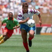 El ruso le marcó cinco dianas a Camerún en el Mundial de Estados Unidos 1994 Foto:Getty Images