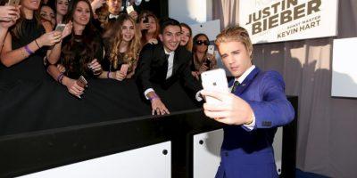 Esto es lo que tienen que hacer para tomarse un selfie con Justin Bieber