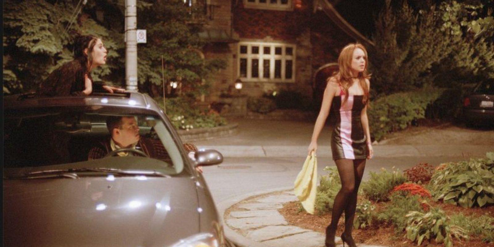 Dirigida por Mark Waters en 2004 Foto:Facebook Mean Girls