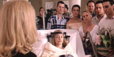 """3. """"Cady"""" jamás visita a """"Regina"""". Foto:vía Paramount"""