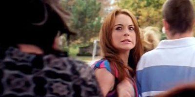 """""""Cady"""" tira las flores y se va. Foto:vía Paramount"""