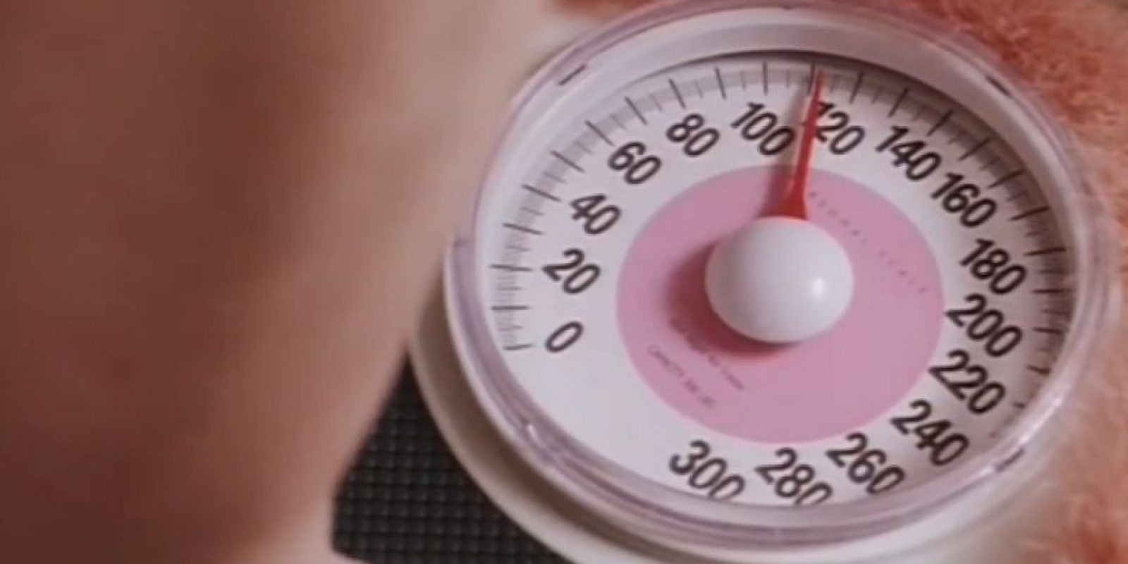 """De esta manera, """"Regina"""" sigue creyendo que pesa lo mismo. Foto:vía Paramount"""
