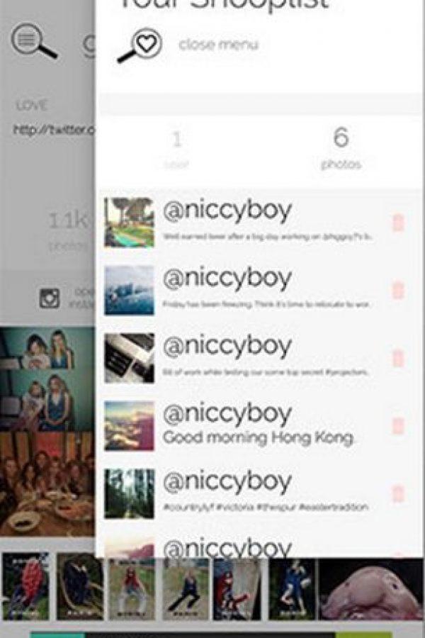 4.- Agregar a alguien a su Snooplist NO es lo mismo que seguirlo en Instagram Foto:Olivia Orchowski