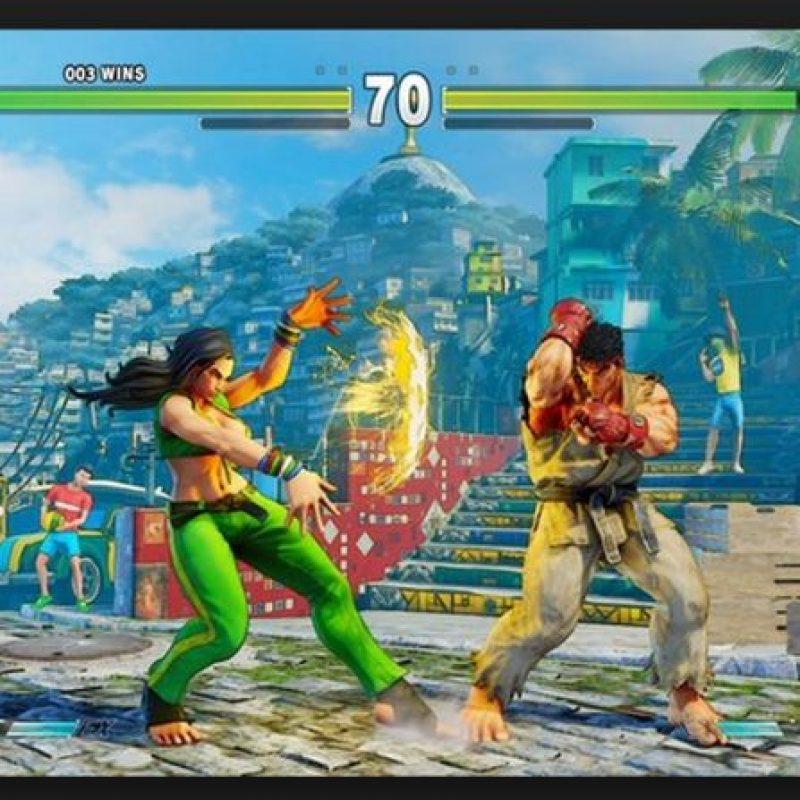 """Fue mostrada antes de tiempo por error en """"Famitsu"""" web especializada en videojuegos Foto:Capcom"""