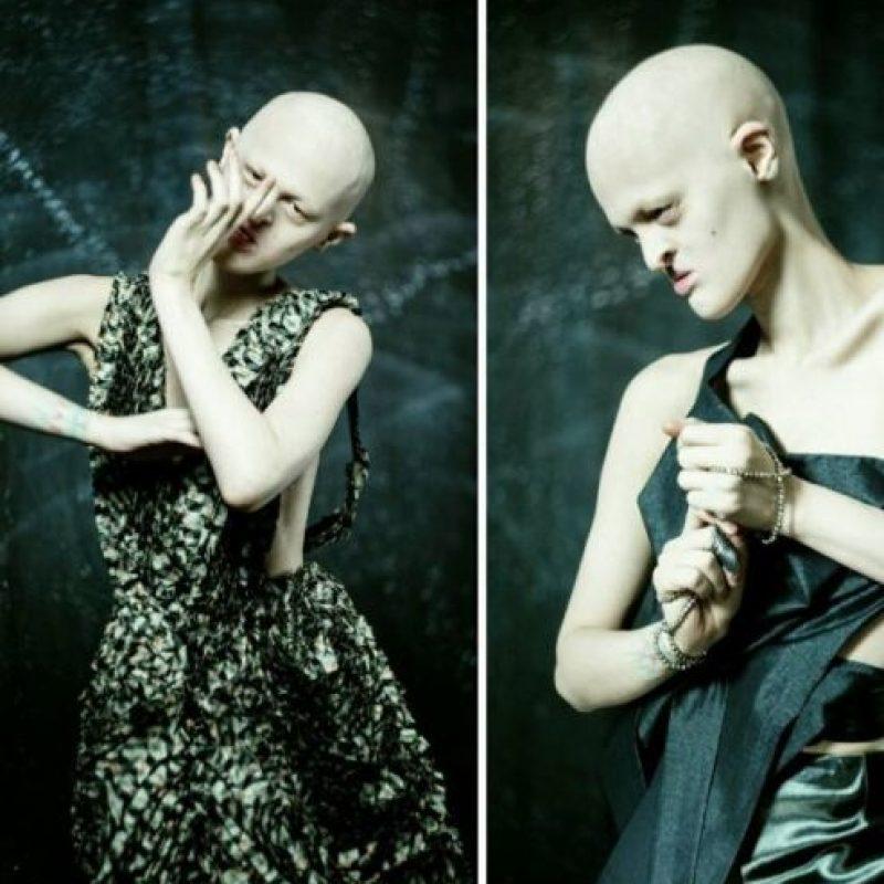 """""""Hasta los 18 no sabía que estaba viva"""". Foto:vía Facebook/Melanie Gaydos"""
