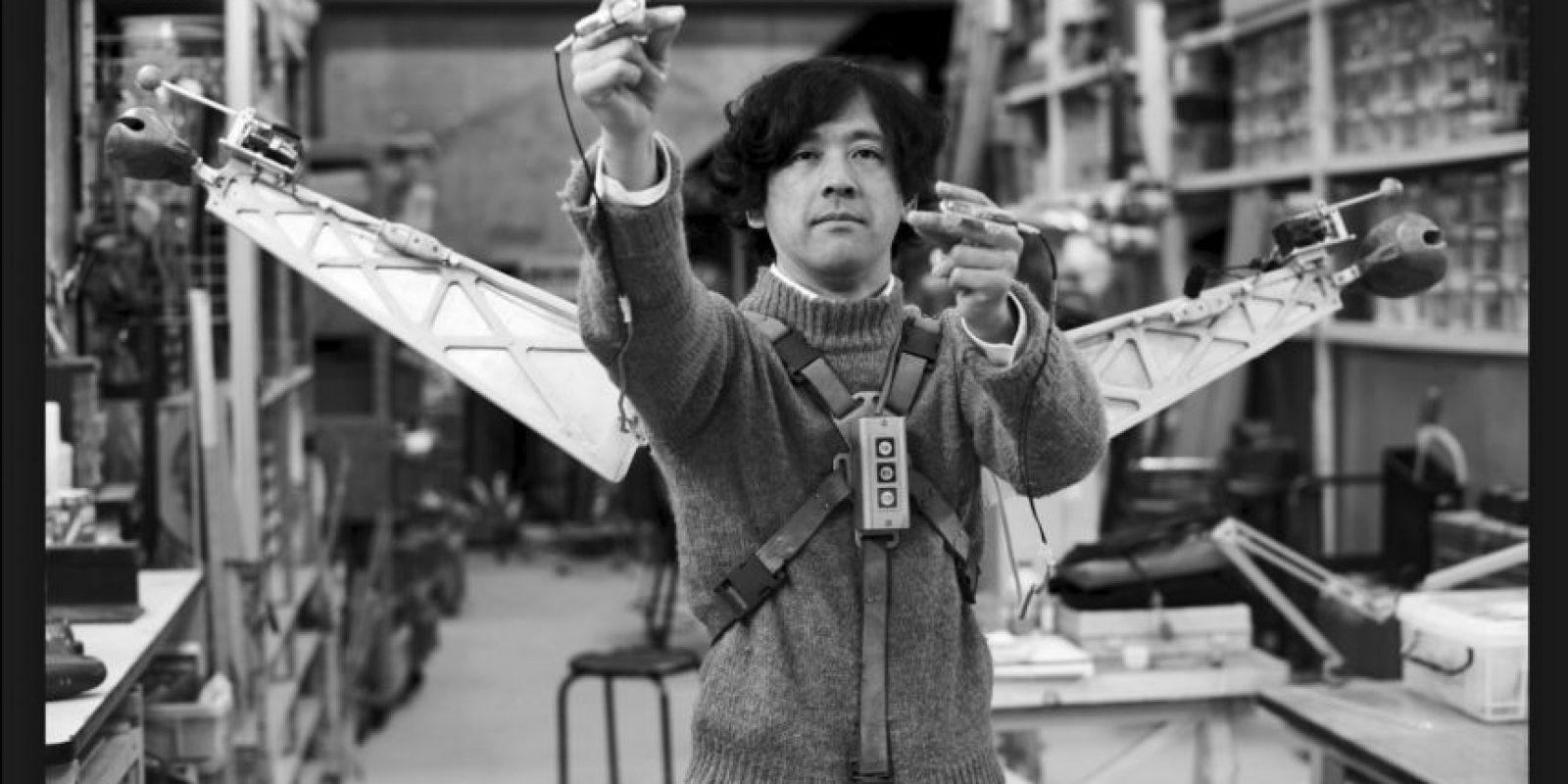 Maywa Denki es una unidad de arte producido por Novmichi Tosa Foto:Wikicommons