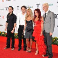 Y así se vieron antes de su separación. Foto:Getty Images