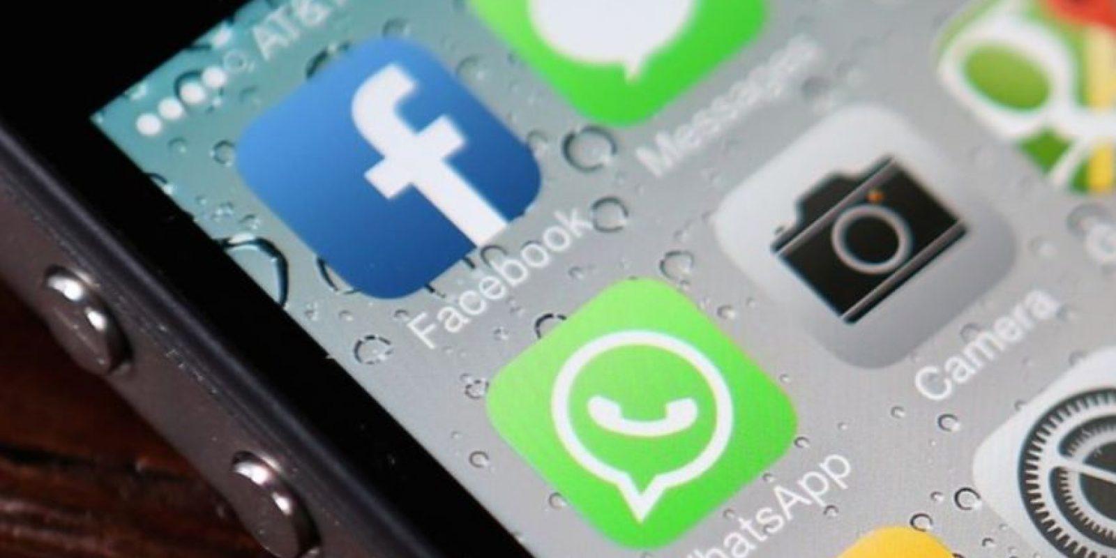 En febrero de 2014 adquirieron WhatsApp por 19 mil millones de dólares. Foto:Getty Images