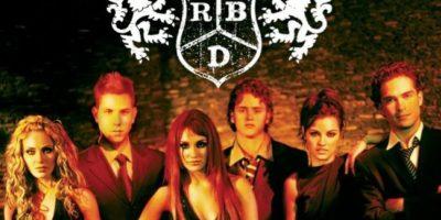 """4. El álbum """"Nuestro Amor"""" marca la evolución del grupo y nuevamente consiguen disco de diamante por las altas ventas. Foto:Emi Music / Televisa"""