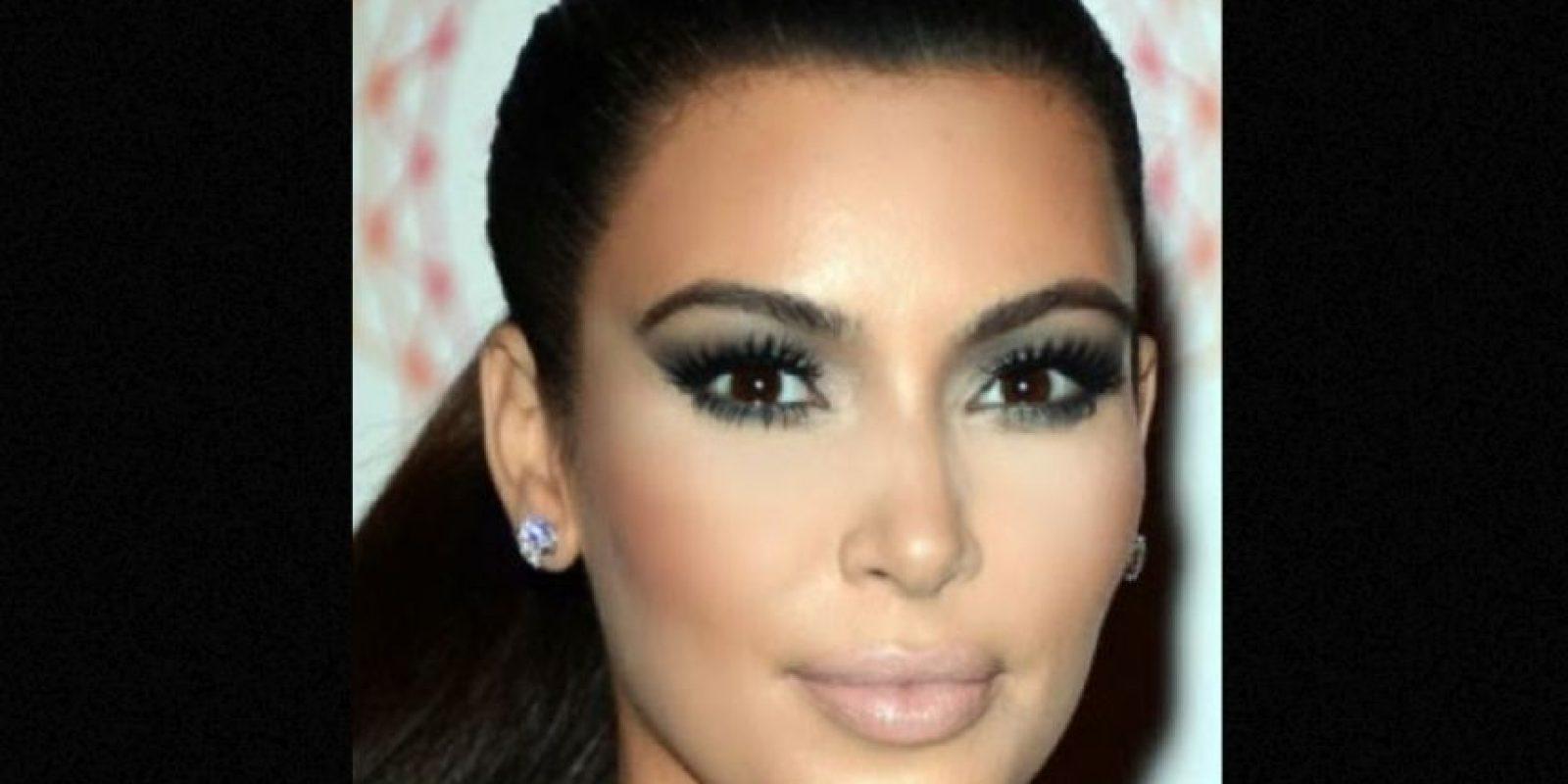 El contouring afina rasgos de la cara, ilumina otros. Foto:vía Getty Images
