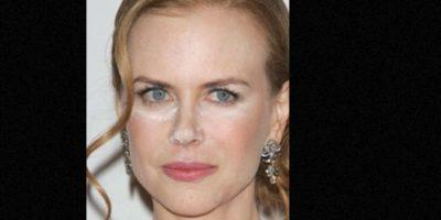 Asimismo, marca de manera ruda los rasgos. Foto:vía Getty Images
