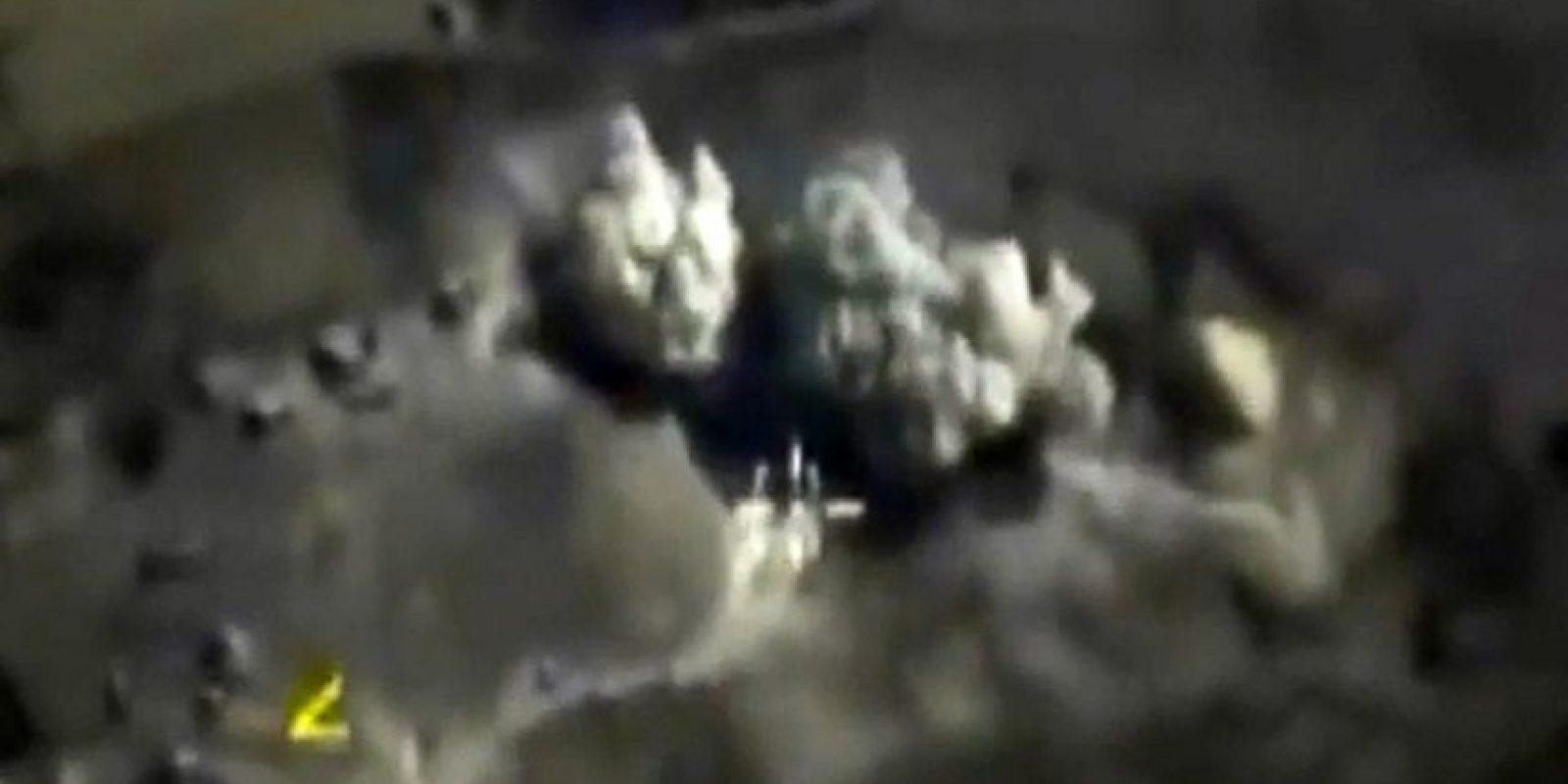Rusia comenzó sus ataques aéreos en Siria hace una semana Foto:AFP
