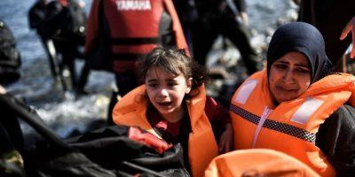 La cual se desarrolló entre las fuerzas de Bashar Al-Assad y los rebeldes que querían derrocarlo del gobierno Foto:AFP