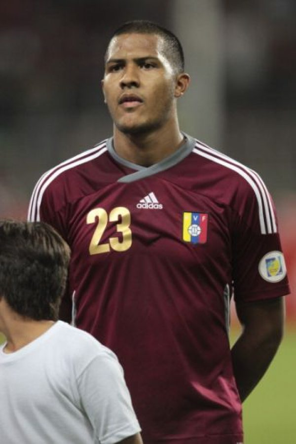 10. Venezuela / Salomón Rondon Foto: Getty Images