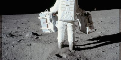 La NASA revela miles de fotografías inéditas de los viajes a la Luna
