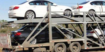 Anuncian paralización de importaciones de vehículos por altos impuestos