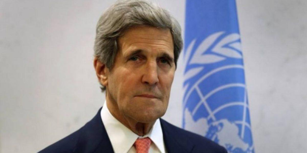 John Kerry se reunirá mañana con el presidente haitiano para preparar comicios