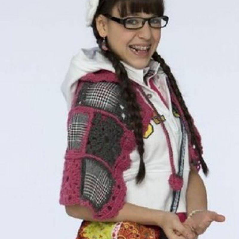 """En 2009, Danna Paola protagonizó la telenovela infantil """"Atrévete a soñar"""", versión mexicana de la serie argentina """"Patito feo"""". Foto:vía instagram.com/dannapaola"""