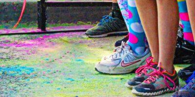 Color Vibe 5K Santo Domingo 2015 se realiza a benefico de la Fundación Amigos Contra el Cáncer Infantil Foto:cortesía tres media