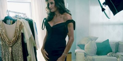 Conocida como Bruce antes de su transición. Foto:Vanity Fair