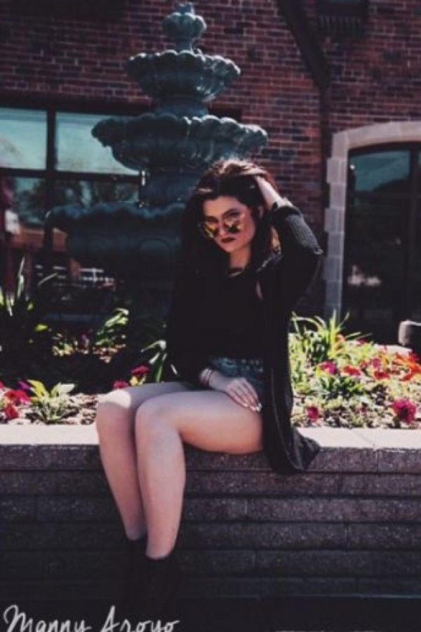 Gabrielle Foto:vía instagram.com/gabywaters23