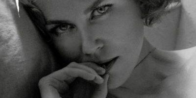 Nicole Kidman derrocha sensualidad a sus 48 años en la revista