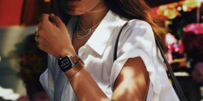 Fotos: Así se ve el lujoso Apple Watch de mil 500 dólares